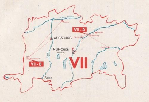 carte de la 7e région
