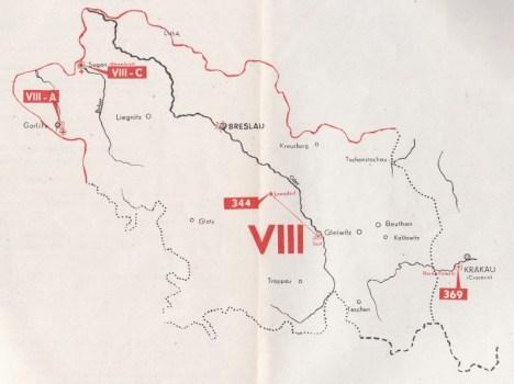 carte de la 8e région