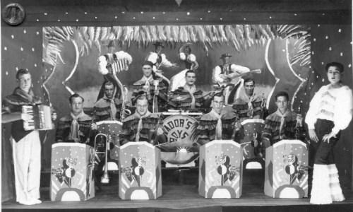 orchestre des matadors boys stalag VIII B
