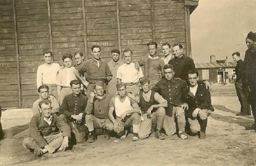 le camp près de Brandebourg quand le soldat Philibert travaillait aux usines Arado (kommando 771 a)