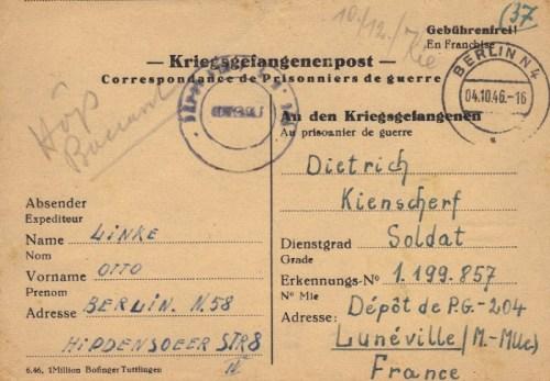 prisonniers de guerre allemands en france camp n°204