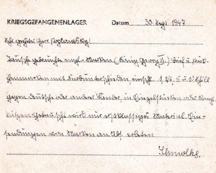prisonniers de guerre allemands en GB camp n° 62