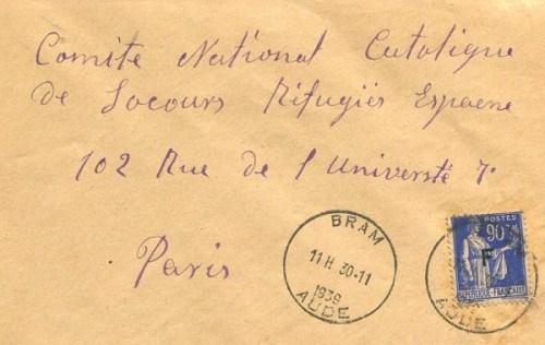30 11 1939 camp de Bram