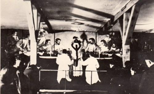 autel du stalag VIII A