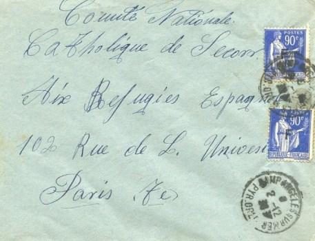 02 12 1939 Camp D'Argelès