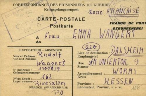 prisonniers de guerre allemands camp n°162