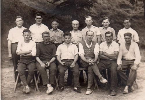 prisonnier de guerre Prin daniel 24 août 1941 stalag XII B