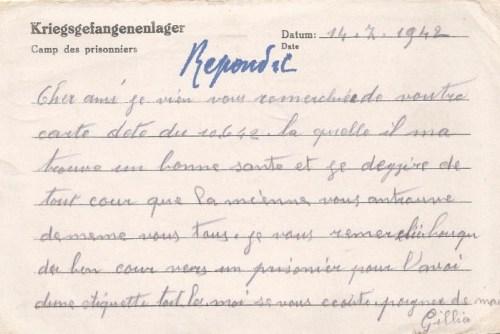 24 07 1942 stalag VI D