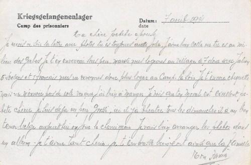 17 09 1941 stalag VIII A