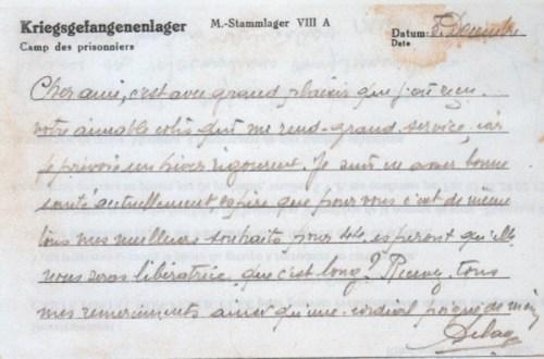 11 12 1943 stalag VIII A