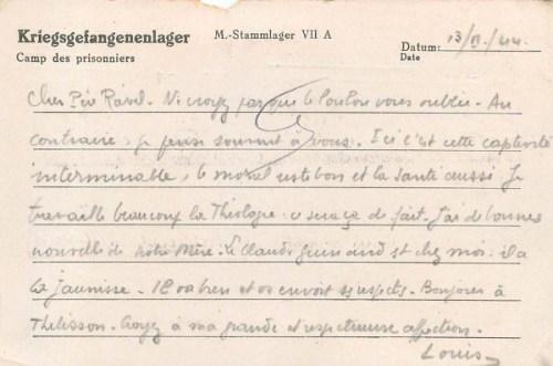 19 02 1944 stalag VII A