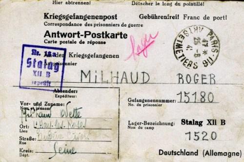 25 06 1941 stalag XII B