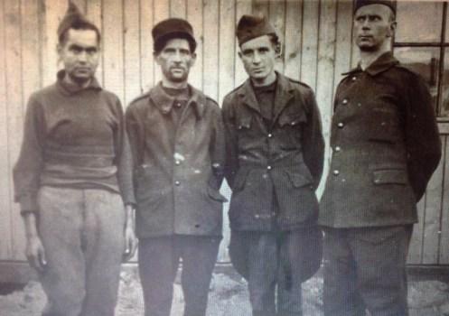 prisonnier de guerre Siegrist Paul stalag 369