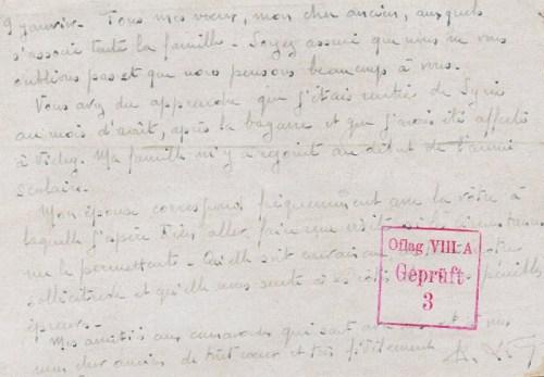 09 01 1942 oflag VIIIA