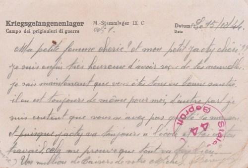 15 11 1944 stalag IXC