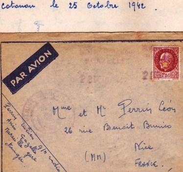 25 10 1942 Aviso Gazelle