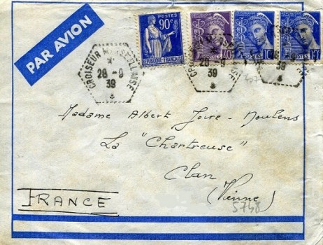 29 09 1939 croiseur La Marseillaise