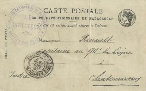 corps expéditionnaire de Madagascar 1897