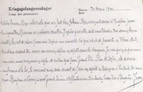 22 03 1941 stalag XIB