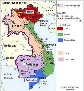 indochine-france 1945/1954