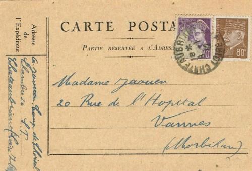 camp d'internement de Choisel/Chateaubriant