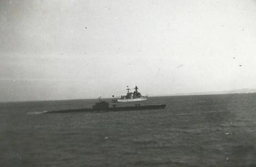 sous marin Le Phoque