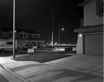 Lancaster State Prison, Lancaster, CA, 2007. Stephen Tourlentes