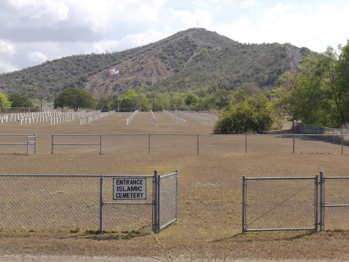 Naval Base Cemetery by Edmund Clark
