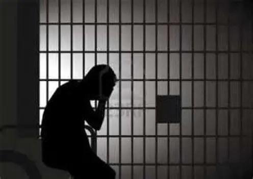 In mens prison we took turns having anal sex
