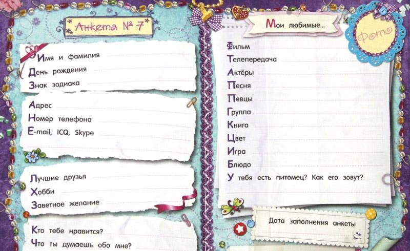 Прикольные картинки анкета, днем рождения мамули