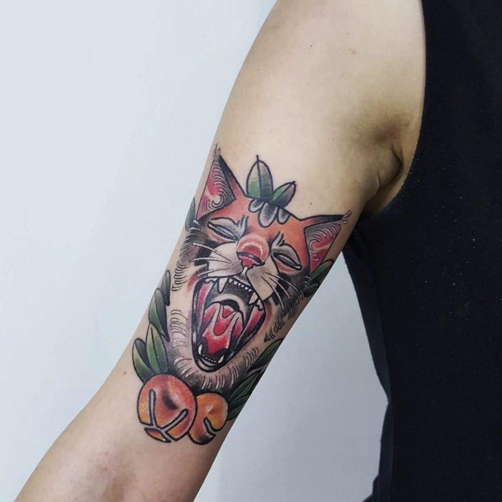 классные и крутые татуировки на руках и на бицепсе картинки фото