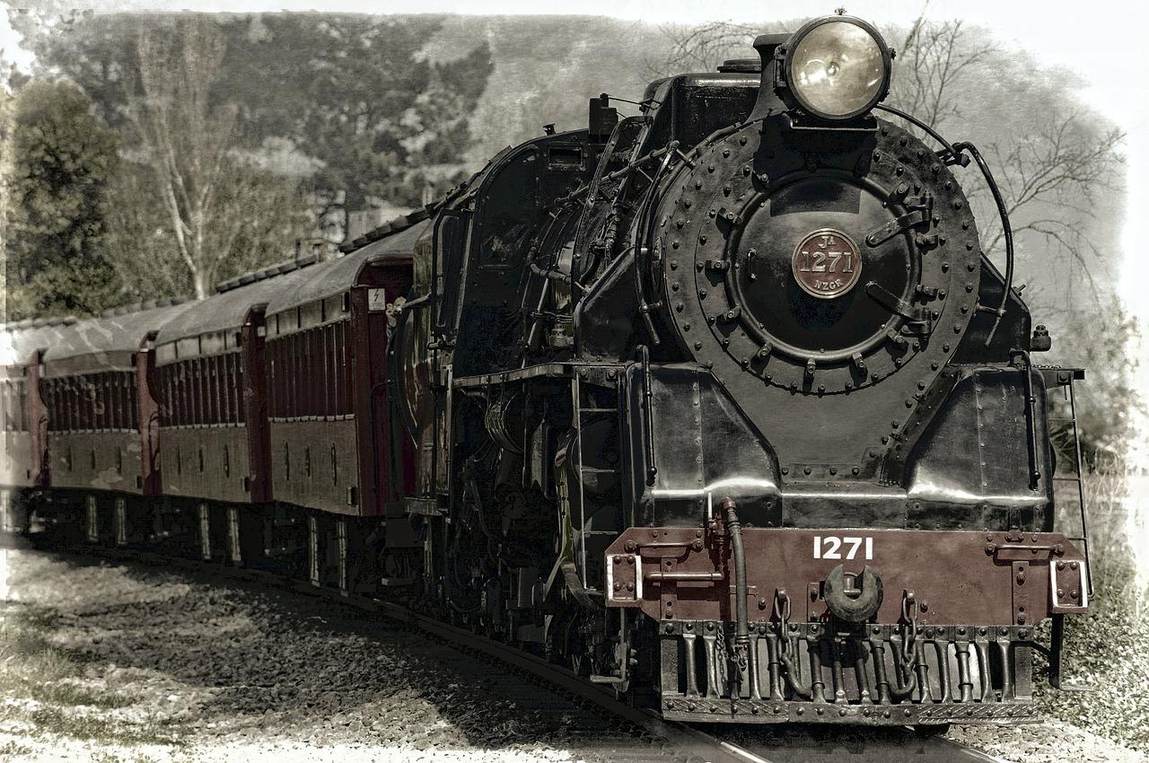 Locomotive Breath by Pritesh Patil