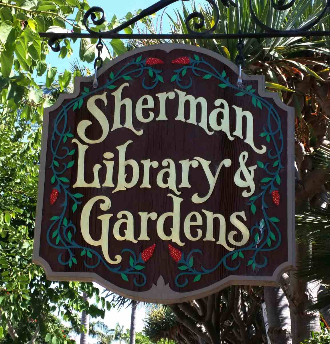 Sherman Library and Garden - CA