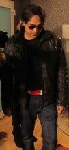 Pritish Chakraborty at Song Shoot at Studio