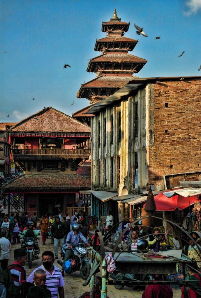 bhaktapur taumadi square