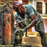 Faces of Bhaktapur #2 – Pottery Square