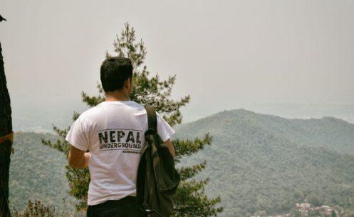 Tshirt Nepal Underground