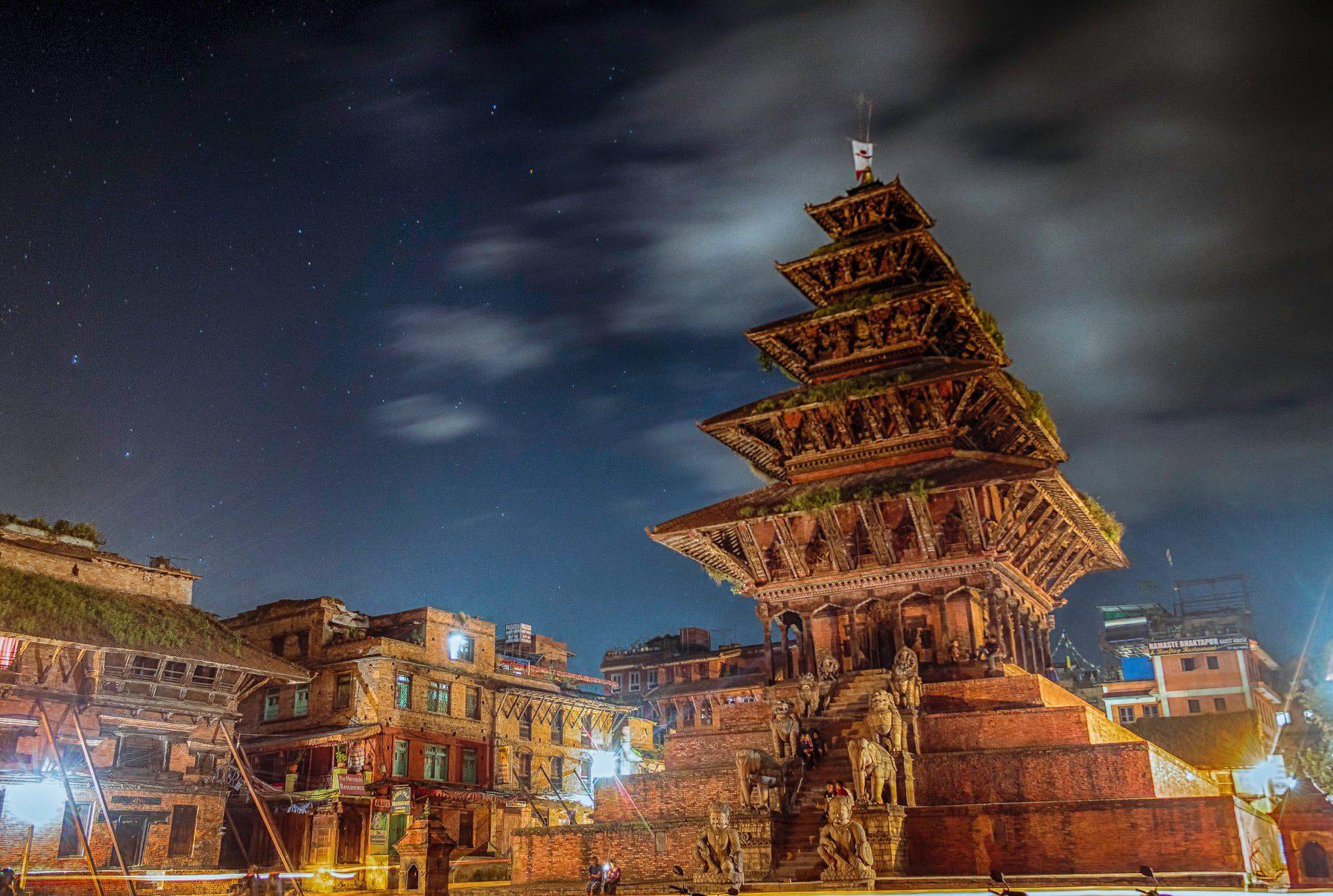 Nyatapol Temple