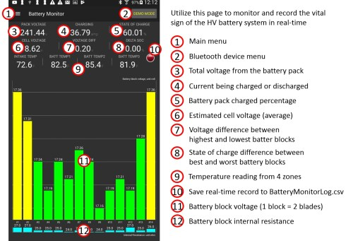 small resolution of hybrid hv battery monitor page
