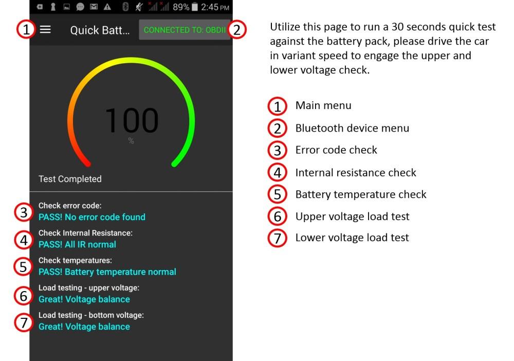 medium resolution of hybrid hv battery full test