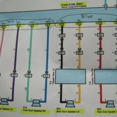 Subwoofer Wiring Diagram Kicker Forearm Bones Powered - Somurich.com