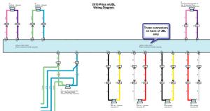 2011 Prius Radio Wiring Diagram  Wiring Diagram and Schematic
