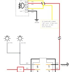 Toyota Corolla Fog Light Wiring Diagram John Deere 310c Alternator Add On 2012 Prius 4 | Page 7 Priuschat