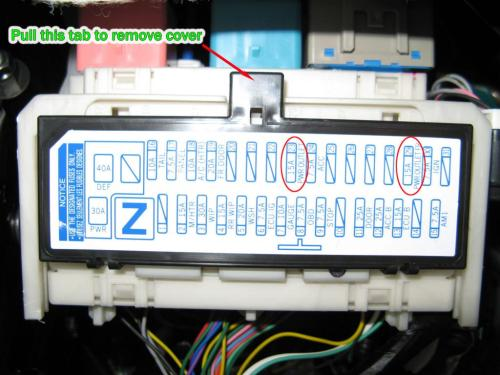 small resolution of 2006 prius fuse box wiring diagram todays 2006 jetta fuse box 2006 prius fuse box