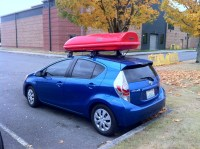 Prius C Roof Rack Thule. Prius C Roof Rack Thule Cosmecol