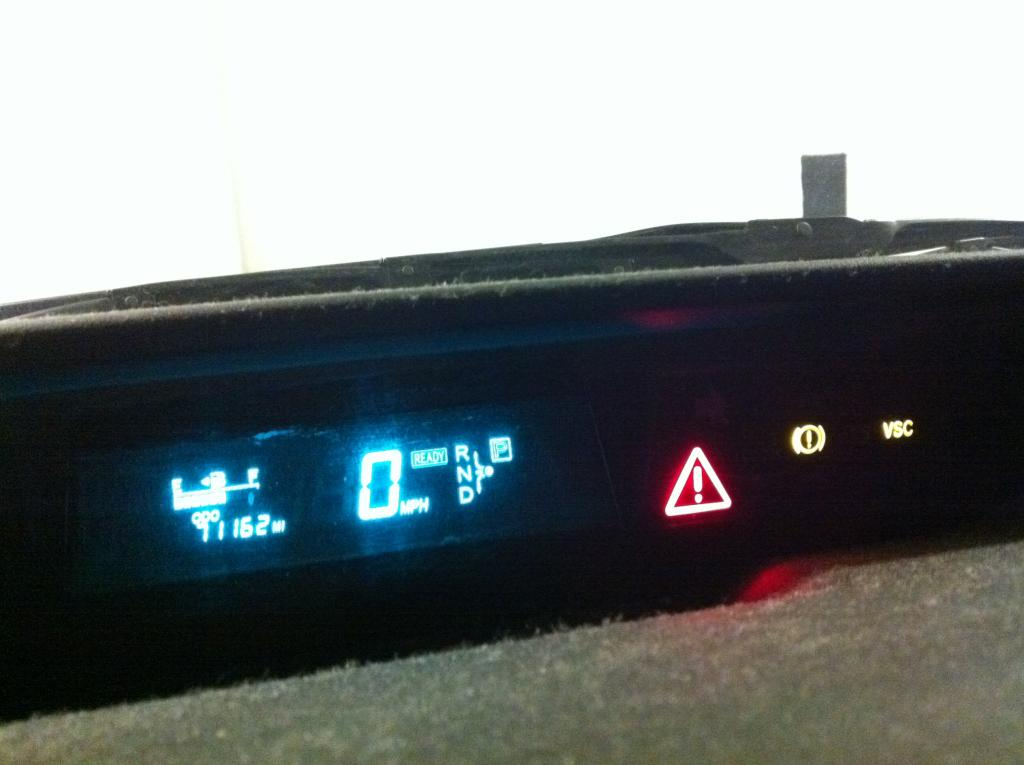 What Does Vsc Light Mean On Toyota Prius  Shelly Lighting