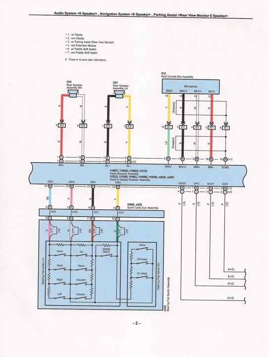 mono plug wiring diagram tempstar furnace stock bluetooth mic integrated into after market stereo | priuschat