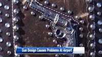 Gun design on clothes makes you a suspect