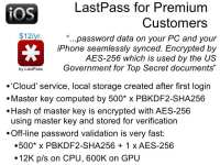 LastPass is all about data syncing