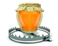 Honeypots help keep the attackers away and track them